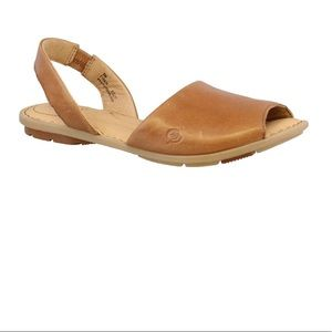 Born Trang Leather Sandals